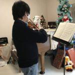 「クリスマスコンサート」に向けて 10