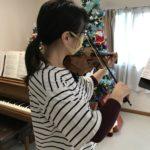 「クリスマスコンサート」に向けて 9