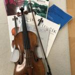 ヴァイオリン練習のコツ
