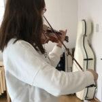 ヴァイオリンのチューナーに 3