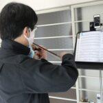 ヴァイオリンのチューナーに 2