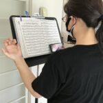 楽器なしのヴァイオリン基礎練習